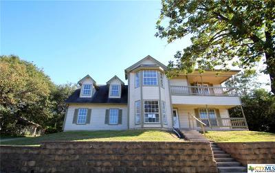 Belton Single Family Home For Sale: 5508 Denmans Mountain
