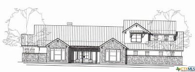 New Braunfels Single Family Home For Sale: 5930 Keller Ridge