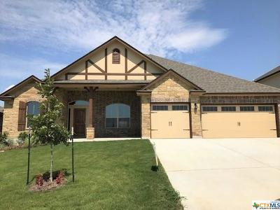 Belton Single Family Home For Sale: 5721 Fenton Drive