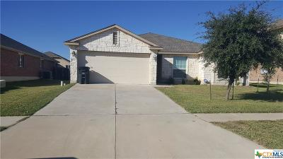 Killeen Single Family Home For Sale: 5707 Birmingham