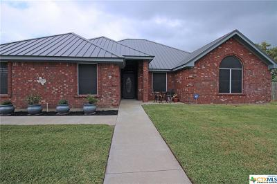 Killeen Single Family Home For Sale: 2002 Purple Martin