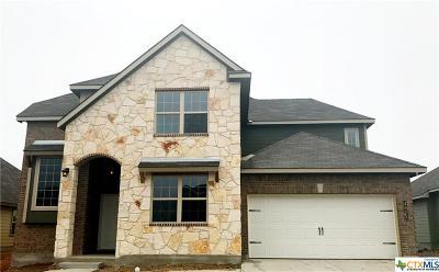 Killeen Single Family Home For Sale: 4604 Prewitt Ranch