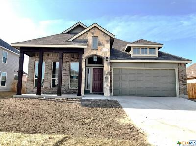 Killeen Single Family Home For Sale: 4708 Prewitt Ranch