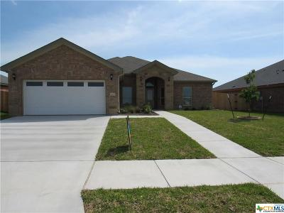 Killeen Single Family Home For Sale: 6008 Cactus Flower Lane