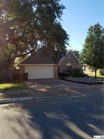 San Marcos Single Family Home For Sale: 2009 Stonehaven
