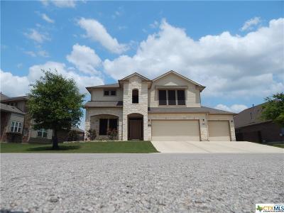 San Marcos Single Family Home For Sale: 706 Harwood