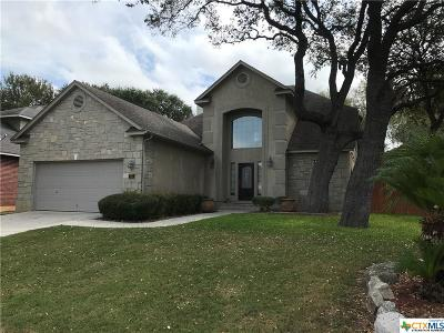 Cibolo Single Family Home Pending Take Backups: 133 Brush Trail Bend