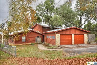 Canyon Lake TX Single Family Home For Sale: $225,000