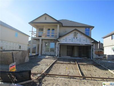 Bell County, Coryell County, Lampasas County Single Family Home For Sale: 4903 Katy Creek