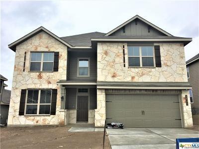 Killeen Single Family Home For Sale: 3603 Addison Street