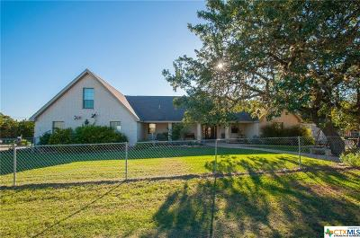 Canyon Lake Single Family Home For Sale: 678 Bald Eagle