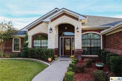 Killeen Single Family Home For Sale: 6408 Titanium