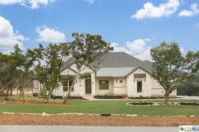 New Braunfels Single Family Home For Sale: 1996 Ristrello