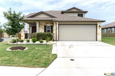 New Braunfels Single Family Home For Sale: 725 Wolfeton