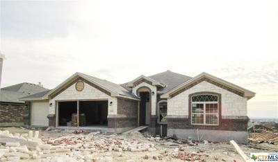 Harker Heights Single Family Home For Sale: 1108 Oak Bark