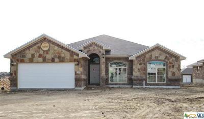 Harker Heights Single Family Home For Sale: 1016 Oak Bark