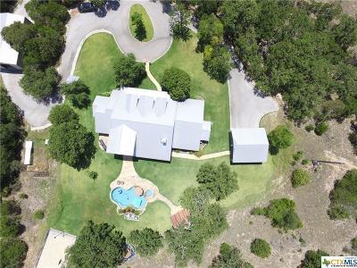 Lampasas County Single Family Home Pending Take Backups: 3215 County Road 111