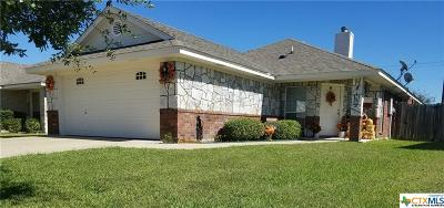 Killeen Single Family Home For Sale: 2112 Flagstaff Drive