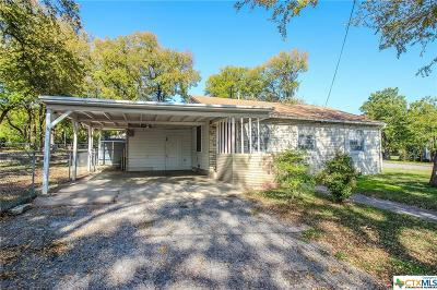 Belton Single Family Home For Sale: 612 12th Avenue