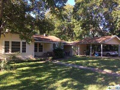 San Marcos Single Family Home Pending Take Backups: 126 Mitchell