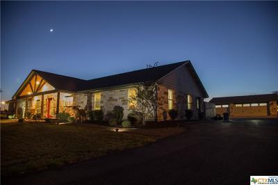 Troy Single Family Home For Sale: 610 Waco