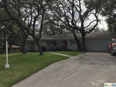 Lampasas Single Family Home For Sale