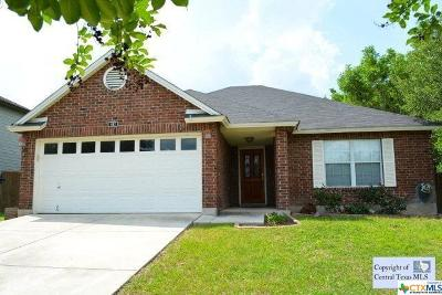 New Braunfels Single Family Home Pending Take Backups: 467 Stone Gate