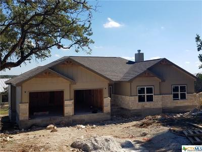 Canyon Lake Single Family Home For Sale: 1006 Four Winds