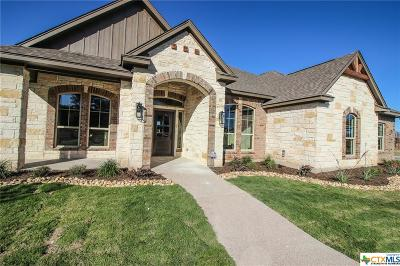 Temple TX Single Family Home For Sale: $479,900