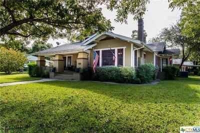 Seguin Single Family Home For Sale: 803 College