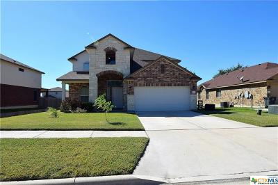 Killeen Single Family Home For Sale: 5707 Southern Belle