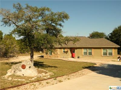 Canyon Lake Single Family Home For Sale: 1251 Rocky Ridge Loop