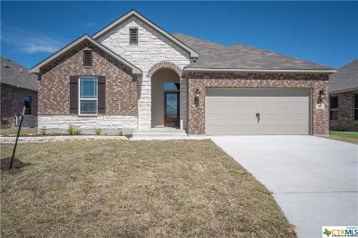 Temple Single Family Home For Sale: 10222 Becker Drive