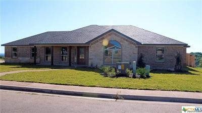 Copperas Cove Single Family Home For Sale: 514 Skyline