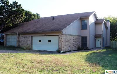Harker Heights Single Family Home For Sale: 1203 Boulder