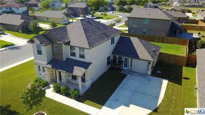 New Braunfels Single Family Home Pending Take Backups: 1060 Magnolia Wind