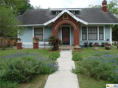Seguin Single Family Home Pending Take Backups: 753 Elm Street