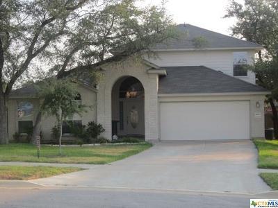 Killeen Single Family Home For Sale: 4909 Rose Quartz Drive