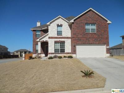 Harker Heights TX Single Family Home For Sale: $244,900