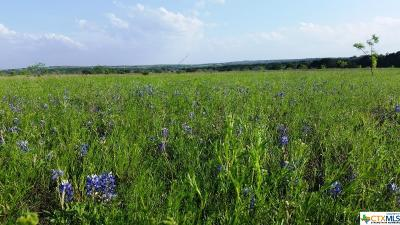 Lampasas County Residential Lots & Land For Sale: Tract A County Road 1139