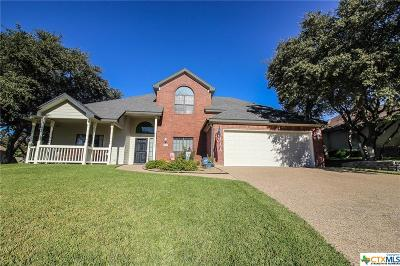 Harker Heights Single Family Home For Sale: 1903 High Ridge Trail