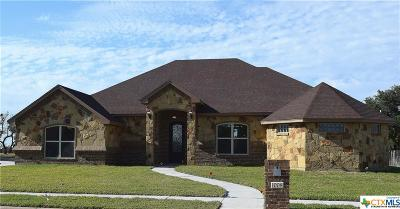 Copperas Cove Single Family Home For Sale: 1008 Jonathan