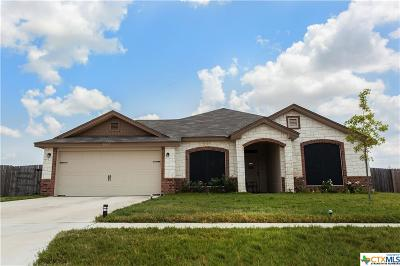 Killeen Single Family Home For Sale: 3007 Briscoe