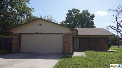 Killeen TX Single Family Home For Sale: $99,500