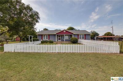 Belton Single Family Home Pending Take Backups: 2584 Decker