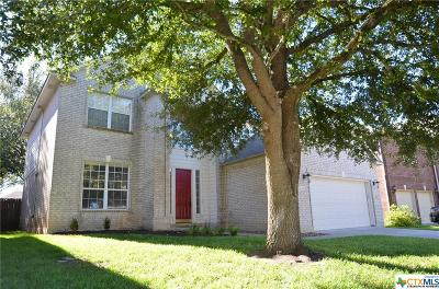 Cibolo Single Family Home For Sale: 229 Winter Frost
