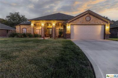 Harker Heights Single Family Home For Sale: 2031 Rustling Oak Drive