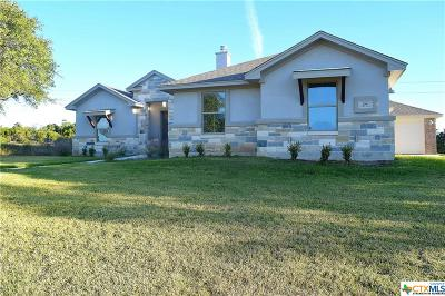 Killeen Single Family Home For Sale: 156 Fawaz