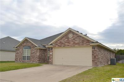 Harker Heights Single Family Home For Sale: 1931 Merlin Drive