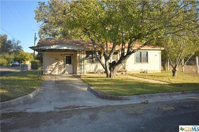 Lampasas County Single Family Home For Sale: 701 Dent